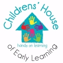 Children's House of Early Learning logo