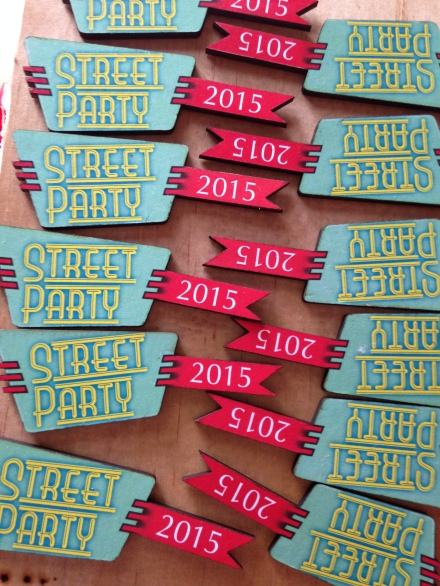 Photo of Mount Evelyn Street Party magnets for sale