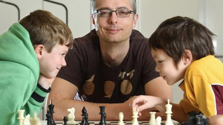 Brian Herlihy chess master